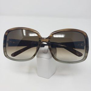 Kate Spade Lulus Brown Tortoise Sunglasses Large